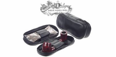 Peterson -Classic 2 Pipe Holder | Peterson's Official Line