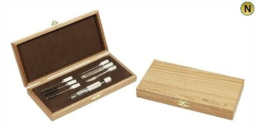 Lubinski - Set for Pipe Cleaning made with Wood  Regal Reamer   Cleaning and Care