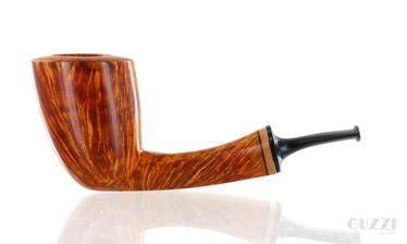 Pipe VITALE PIERO *** 3 Stelle Stars Smooth Shape Freehand Handmade in Italy | Vitale Pipes