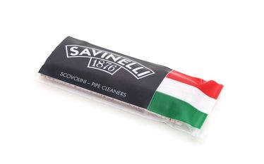 Savinelli - Pipe Cleaners Specials Abrasives 50 pieces | Pipe Cleaners