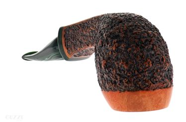Pipe ARDOR URANO FANTASY rusticated shape stand up freehand cutty | Pipe Ardor
