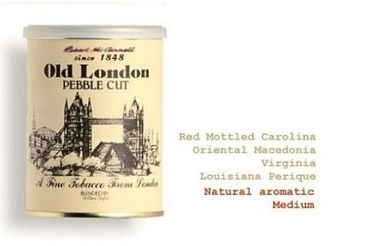 Pipe Tobacco - Robert McConnell OLD LONDON - Box 100gg | Robert Mc Connell
