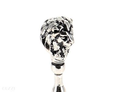 """Lubinski - Tamper """"Lion"""" - Sillver 925 