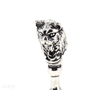 """Lubinski - Tamper """"Cat"""" - Sillver 925 