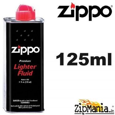Refill Fuel 24 x125ml (Total 3000ml) | Butane Gas Spray Cans and Flints