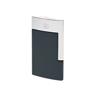ST Dupont E-Slim - Electric MicroUSB Lighter - Gray Lacquer   E-Slim  Latest Products 2019