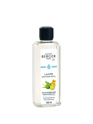Lampe Berger - Eclatante Bergamote 500ml | Fresh Refills