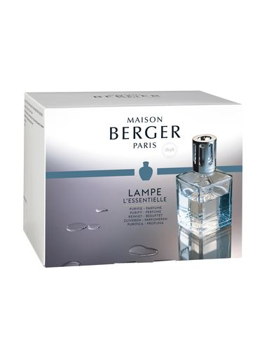 Lampe Berger - Essentielles CUBE con 2 Flaconi da 180ml Neutre + Jardins sur la Riviera [CLONE] | Gift Packs