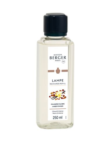 Lampe Berger - Poussiere d'Ambre 500ml [CLONE] | Sweet and Oriental Refills