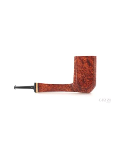 Pipe Vitale ** 2 STELLE brown smooth shape stand up panel billiard | Vitale Pipes