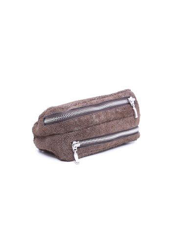 Savinelli - Leather Pouch 2 Pipe and Tobacco - Maculated   Pipe Pouches and Tobacco Cases