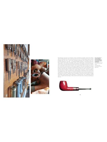 "Diego Morlin ""Pipes and Best Italian Brands"" 