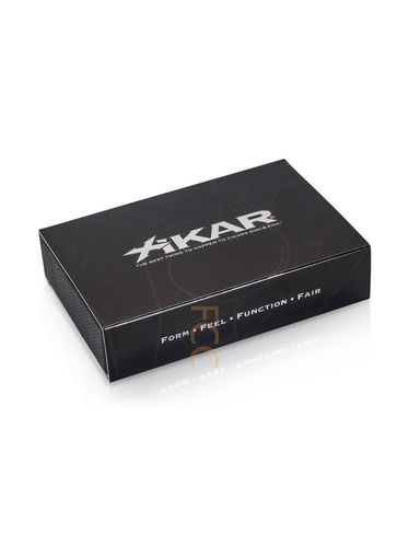 XICAR - Cutter XO Blue with Black Blades | Cigar Cutters and Scissors