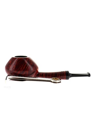 Pipe BlueBird brown smooth shape stand up oval tomato | Bluebird Pipes