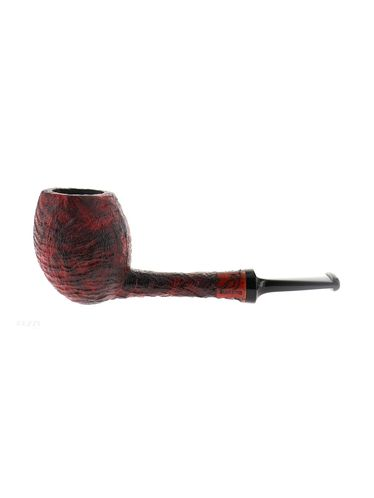 Pipe BlueBird contrast sandblasted shape straight egg | Bluebird Pipes