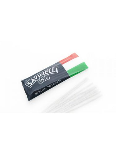 Savinelli - pipe Cleaners STANDARD 50 pieces | Pipe Cleaners