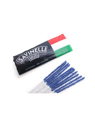 Savinelli - Pipe Cleaners Duplex Abrasives 50 pieces | Pipe Cleaners
