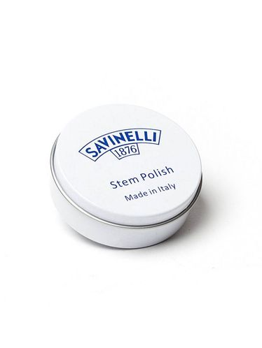 Savinelli - STEM POLISH 50gg For Ebonite Mouthpiece Pipe Cleaning | Cleaning Accessories