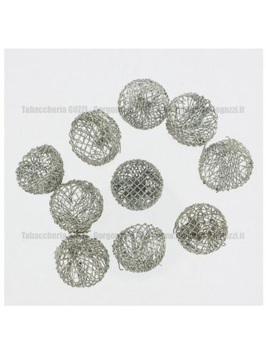 FB - Metallic Net for Pipe - Box of 10 pieces   Pipe Filters