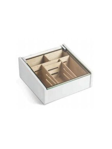 Egoist by ITA - Display Humidor- White | Display Humidors