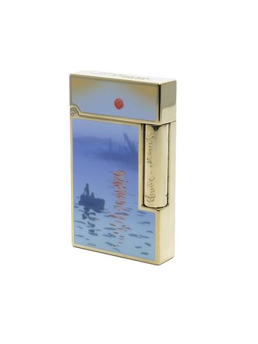 "ST Dupont - Line 2 - MONET LIMITED EDITION 2019 ""Impression Soleil Levant"" 0856/1872 