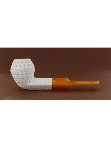 Pipe Meerschaum Lubinski GROUP 7 air contidioned shape bulldog | Meerschaum Pipes