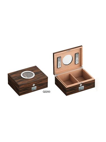 Lubinski - Humidor - Oblo -  Contains up to 70 Cigars | Cigar Humidors Foreign Manufactoring