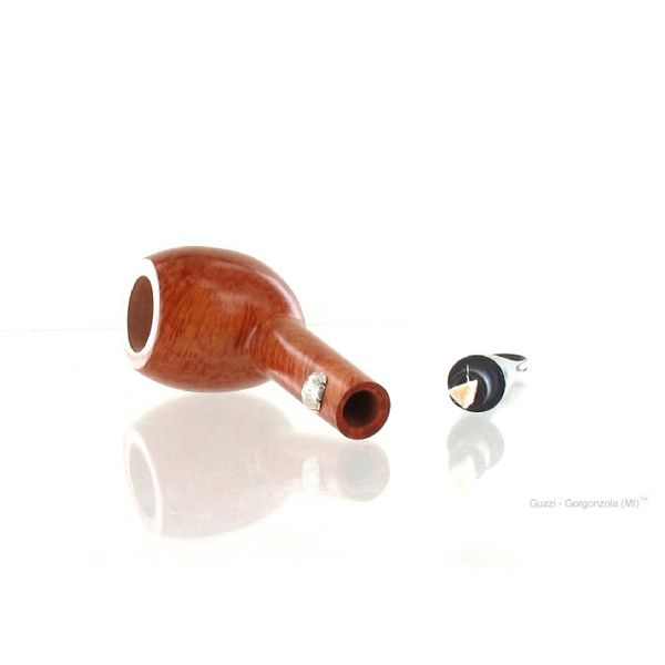 Pipe Savinelli -  FOOTBALL Smooth Natural stand up apple | Sport Edition